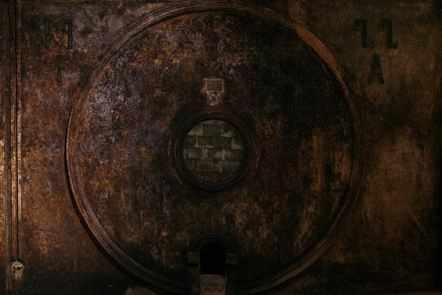 A Rare Tour Inside a Thousand-Year-Old High-Tech Winery