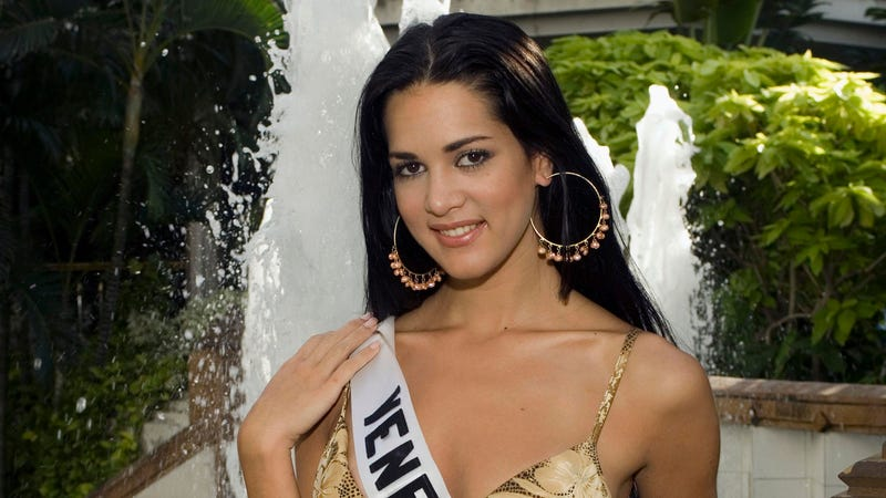 Former Miss Venezuela Shot and Killed in Roadside Robbery