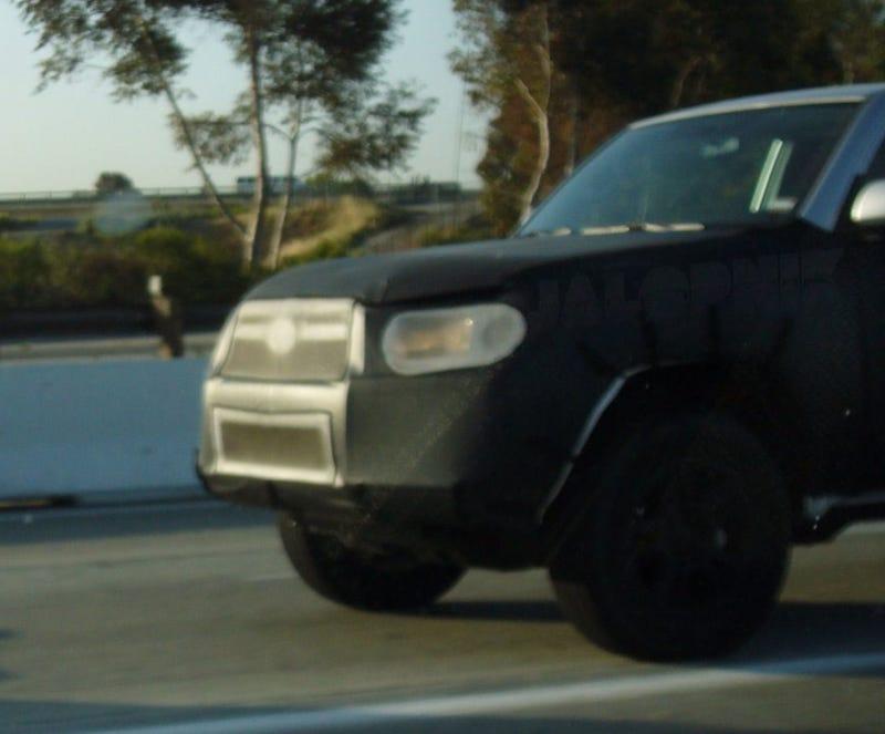 2011 Toyota 4Runner: First Look