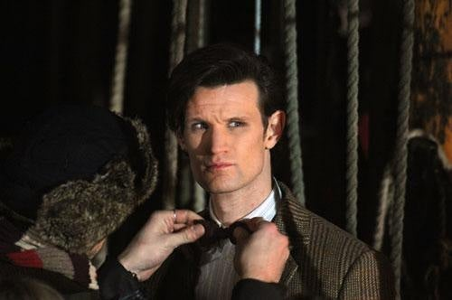 Doctor Who Filming Pictures