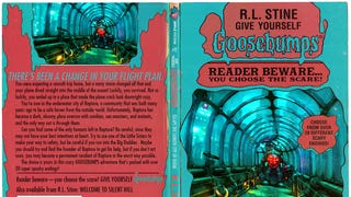 Classic Video Games Reimagined As R.L. Stine <em>Goosebumps</em> Books