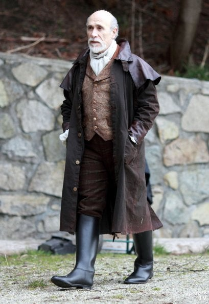 Once Upon a Time Set Photos (Part I)