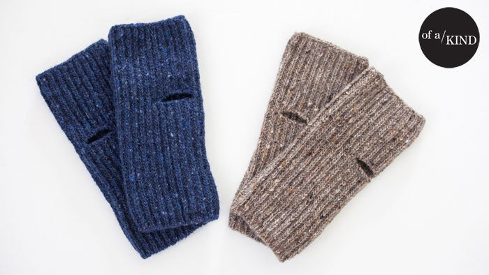 Get 50% off These Fingerless Gloves—to Replace All the Ones You've Lost This Winter
