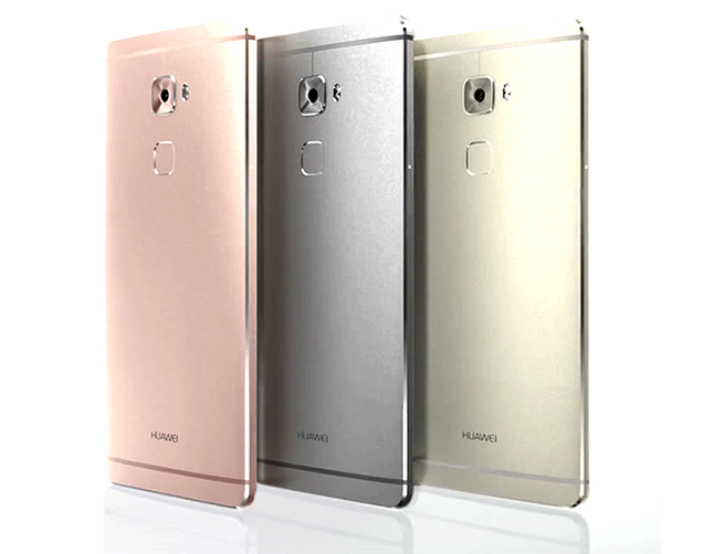 Huawei Mate S, el smartphone que estrena Force Touch antes que Apple
