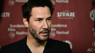 Keanu Reeves Having Triumphant Sundance, Being Pitched Non-Non-Nonstop
