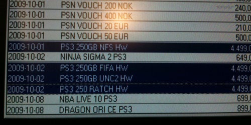 Europe Getting Four More Bundles For The 250GB PS3