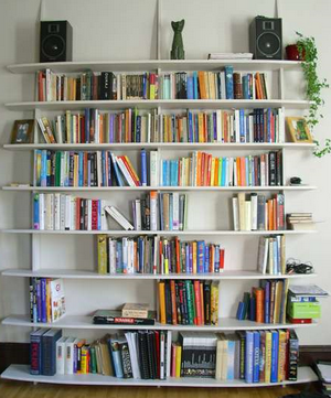 Add Storage with Simple DIY Shelving