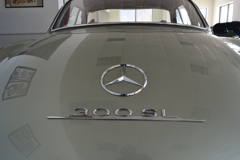"Found On Ebay: 300SL Gullwing In ""Extraordinary Condition"""