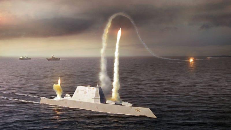 Queen Elizabeth Will Float the Biggest Marine Turbine Engine in History