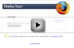 Watch Firefox 3 in Action