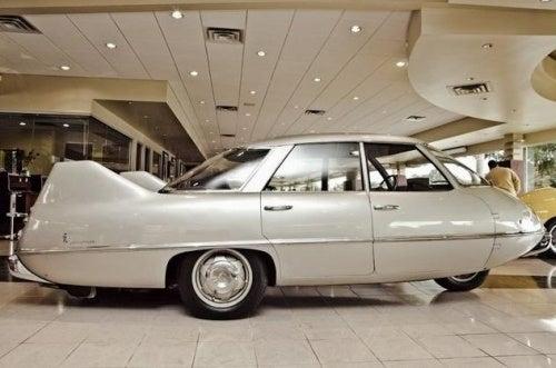 Classification-Proof Pininfarina X-Concept For Sale On eBay