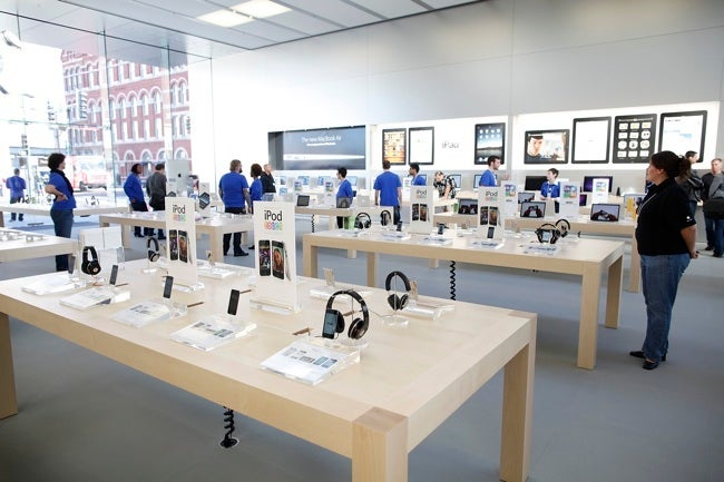 Apple Stores Are Swarming with Drug Dealers