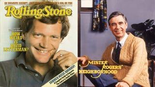 David Letterman vs. Mr. Rogers: Two Meditations on Manhood