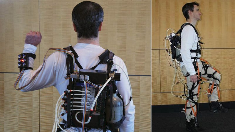 A Real-Life Iron Man Suit That Could Be as Comfortable as Pajamas