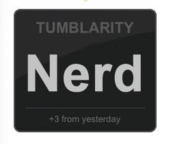'Tumblarity' A Metric to Measure Lameness on Tumblr
