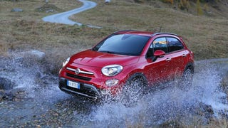 No One Will Ever Drive Their 2016 Fiat 500X Like In These Photos
