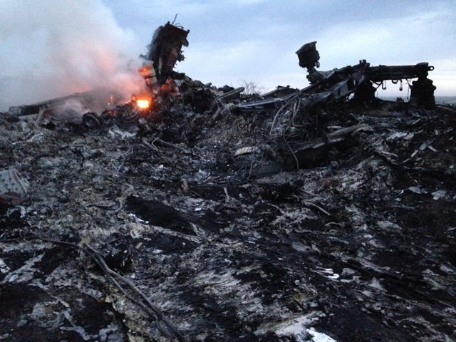 Everything We Know About the Malaysia Airlines Crash