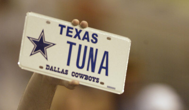 There Are Too Many License Plates To Choose From In Texas