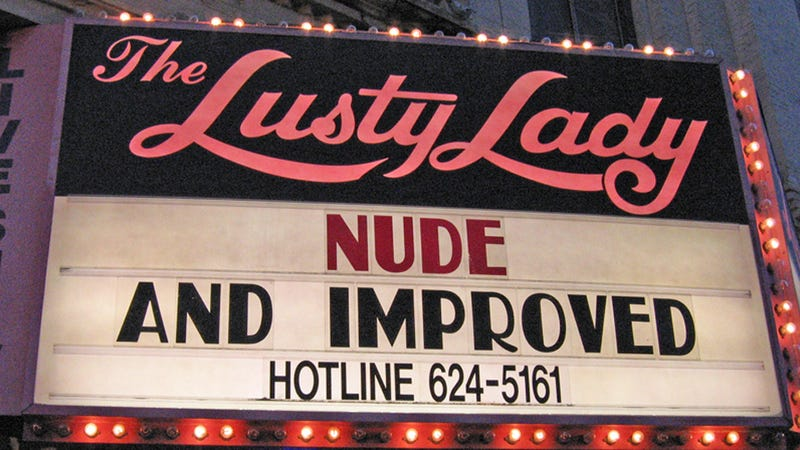 Strip Club Argues That 'Stripper' Is Just Another Word for 'Slutty Ballerina'; Lap Dances Are a Tax-Exempt 'Art'
