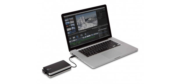Western Digital Crams Two-Disk RAID Into Portable Thunderbolt Drive