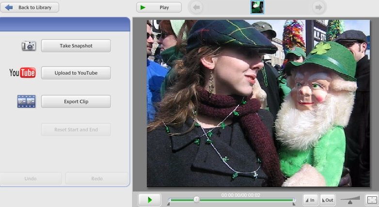 Picasa 3 Beta's New Features