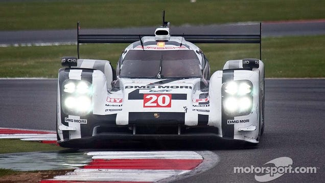 Porsche 919 Hybrid Makes First US Appearance At Concours d'Elegance