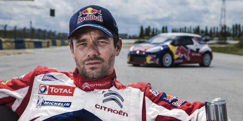 Sébastien Loeb Is Kind Of A Dick