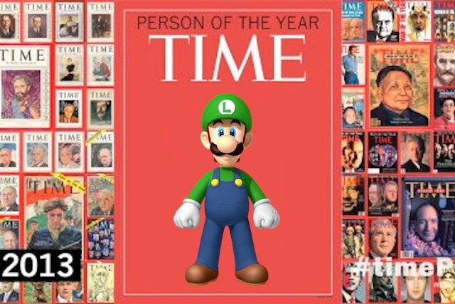 Today Is The Last Day Of The Year Of Luigi. Make It Count.