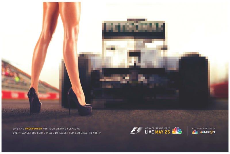 F1 & Playboy