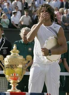 Five Straight Wimbledons For A Swiss Athlete