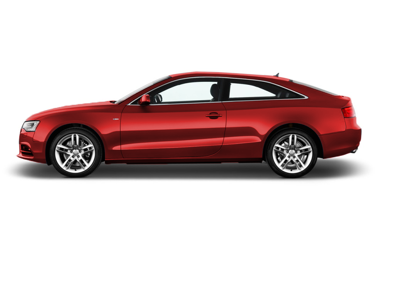 The Audi A5 Shooting Brake - Pick any color!