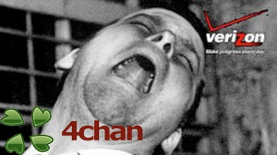 Verizon Has Blocked Access To 4chan, But What Are They Gonna Do About It?