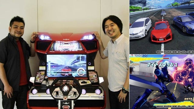Square Enix's New Game with Cars. Transforming Robot Cars.