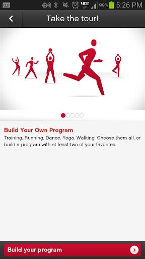 Reebok Fitness Gallery