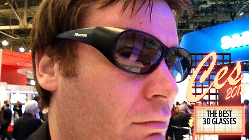 The Best Looking 3D Glasses Are From a Company You've Never Heard Of