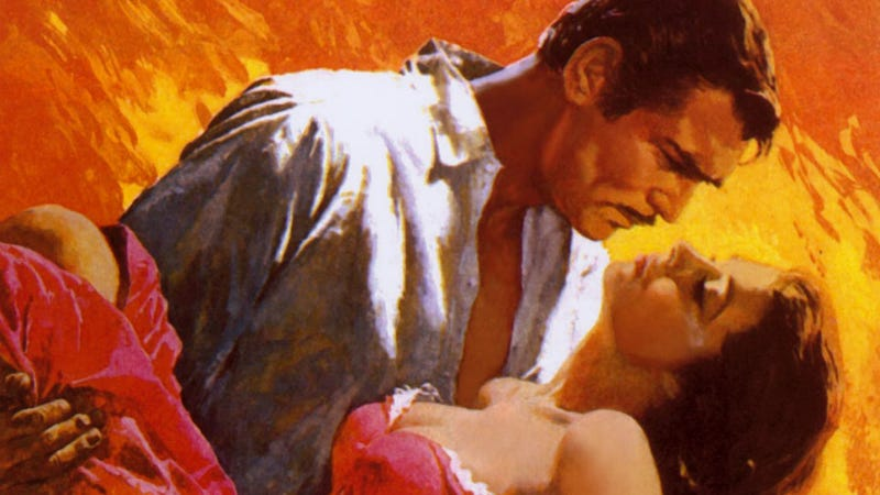 "New Christian inspirational novel pitched as ""Gone With The Wind Meets Lost"""