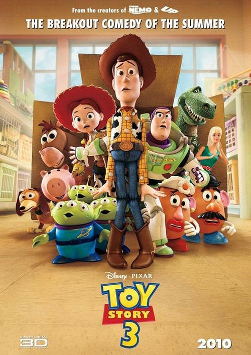 Yet Another Toy Story Poster