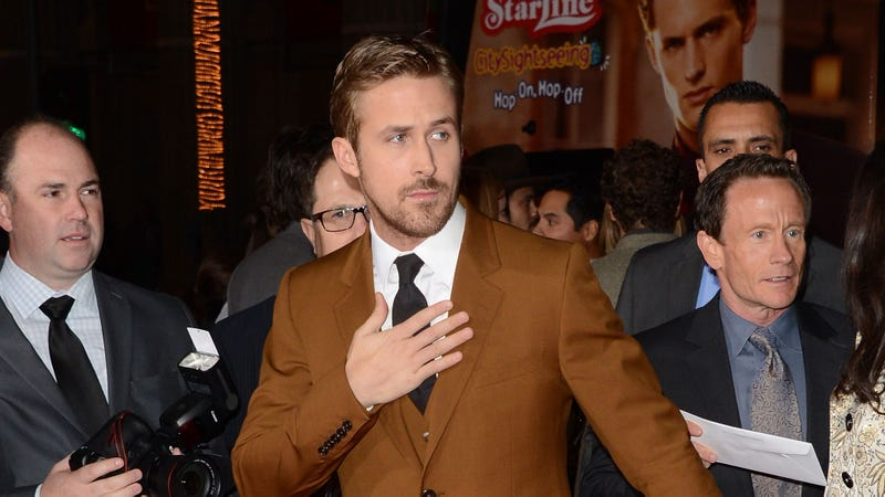 Ryan Gosling 'Taking a Break from Acting' to Spend More Time Tousling the Hair of Orphans