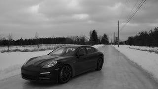 Porsche Panamera: Big, Brutish, And Beautiful