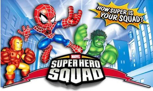 THQ Gets Marvel License - Sort Of