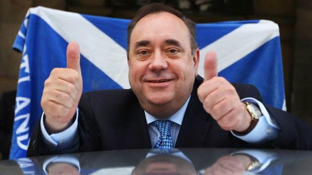 Scottish independence movement leader inspired by Ghosts of Mars