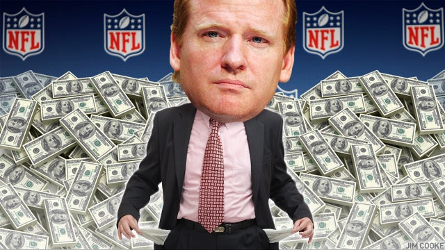 It's Only A Matter Of Time Before An NFL Team's Financials Are Leaked