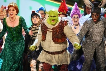 Death Comes for Shrek: The Musical