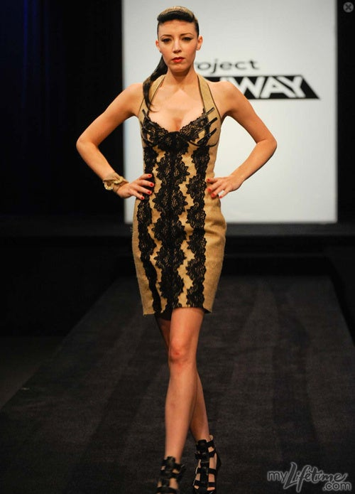 Project Runway: Let's See What You Can Do With Your Sack
