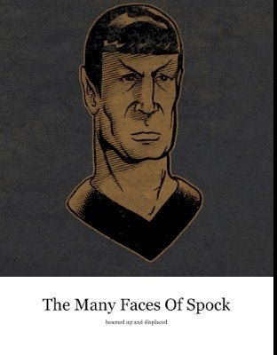 """The Many Faces Of Spock"" is a perplexing journey into Spock-worship"