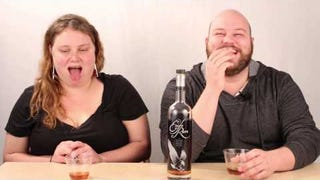 Californians Drinking Bourbon
