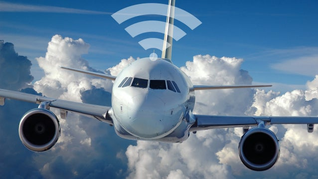 Travelers Are Willing To Pay More To Have Wi-Fi On Their Flights