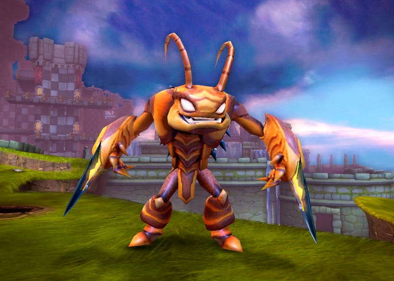 The Newest Skylander is a Giant Bee, and They Didn't Name Him Bee-Hemoth