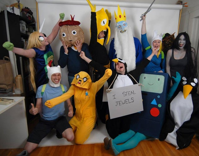 Holy Hell, This Year's io9 Halloween Costume Show Will Blow Your Mind