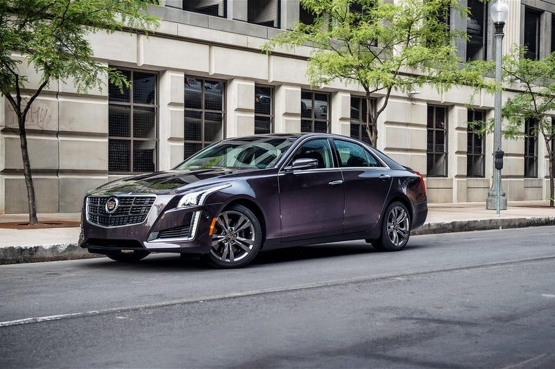 Cadillac shared this picture on FaceBook